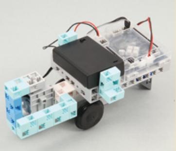ロボットプログラミング講座 体験用 アームロボットカー